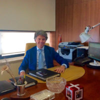 Cosimo De Sortis, presidente ITALMOPA